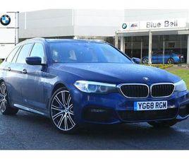 2019 BMW 5 SERIES 530D XDRIVE M SPORT TOURING