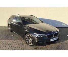 BMW 5 SERIES 530D XDRIVE M SPORT 5DR AUTO