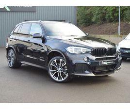 2016 BMW X5 3.0 XDRIVE40D M SPORT 5D AUTO 309 BHP