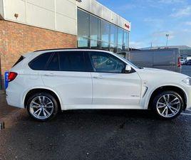 2019 BMW X5 XDRIVE30D M SPORT 5DR AUTO