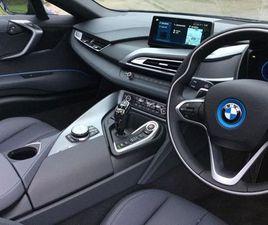 2019 BMW I8 2DR AUTO