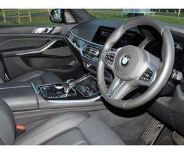 2019 BMW X7 XDRIVE M50D 5DR STEP AUTO