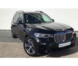 BMW X7 XDRIVE30D 5DR STEP AUTO