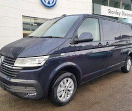 VOLKSWAGEN TRANSPORTER HIGHLINE L.W.B 150 BHP AUT FOR SALE IN KERRY FOR €31900 ON DONEDEAL