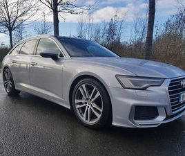 191 AUDI A6 AVANT S-LINE FOR SALE IN WATERFORD FOR €UNDEFINED ON DONEDEAL