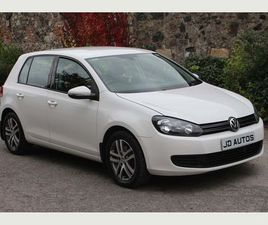 VOLKSWAGEN GOLF PLUS 1.6 TDI SE HATCHBACK 5DR DIESEL MANUAL (126 G/KM, 103 BHP)FLEXABLE FI