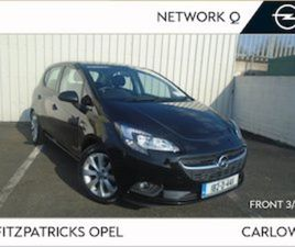 OPEL CORSA SC 1.4I 90PS 5DR NATIONWIDE DELIVERY FOR SALE IN CARLOW FOR €11950 ON DONEDEAL