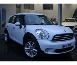 2014 MINI COUNTRYMAN 1.6 COOPER D BUSINESS EDITION 5DR