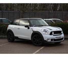 MINI PACEMAN 1.6 COOPER S [LEATHER, CHILI PACK] 3DR