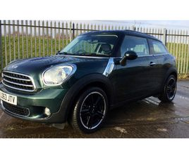 MINI PACEMAN 1.6 COOPER D 3DR [CHILI PACK]