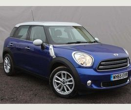£12,791 | MINI COUNTRYMAN 2.0 COOPER D BUSINESS EDITION 5DR