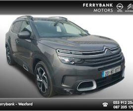 CITROEN C5 AIRCROSS C5 AIRCROSS FEEL BLUEHDI 130 6 FOR SALE IN WEXFORD FOR € ON DONEDEAL