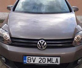 VW GOLF PLUS 2009