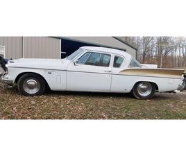 FOR SALE: 1957 STUDEBAKER SILVER HAWK IN MURPHYSBORO , ILLINOIS
