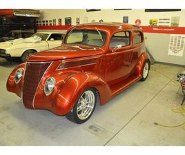 FOR SALE: 1937 FORD STREET ROD IN CADILLAC, MICHIGAN