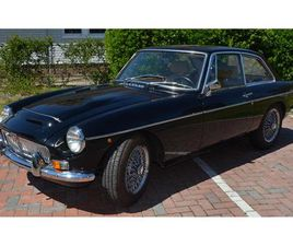 FOR SALE: 1969 MG MGC IN HAMPTON, VIRGINIA