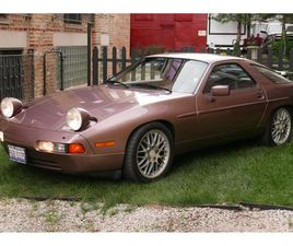 FOR SALE: 1987 PORSCHE 928S4 COUPE IN CHICAGO, ILLINOIS