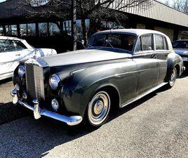 FOR SALE: 1960 ROLLS-ROYCE SILVER CLOUD II IN STRATFORD, NEW JERSEY