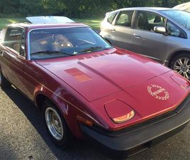 FOR SALE: 1979 TRIUMPH TR7 IN BETHLEHM, PENNSYLVANIA