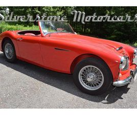 FOR SALE: 1961 AUSTIN-HEALEY 3000 IN NORTH ANDOVER, MASSACHUSETTS