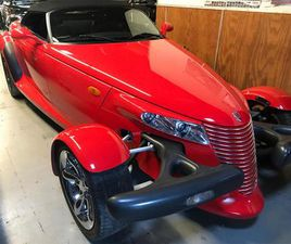 FOR SALE: 1999 PLYMOUTH PROWLER IN STRATFORD, NEW JERSEY