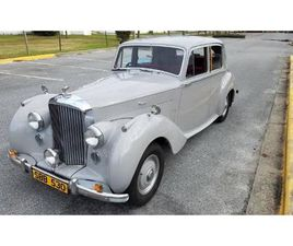 FOR SALE: 1952 BENTLEY R TYPE IN CADILLAC, MICHIGAN