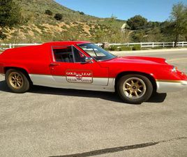 FOR SALE: 1970 LOTUS EUROPA IN SIMI VALLEY, CALIFORNIA
