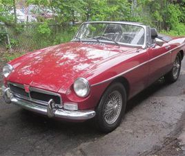 FOR SALE: 1979 MG MGB IN STRATFORD, CONNECTICUT