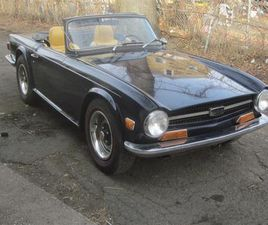 FOR SALE: 1970 TRIUMPH TR6 IN STRATFORD, CONNECTICUT