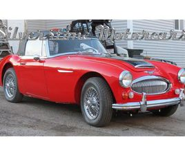 FOR SALE: 1966 AUSTIN-HEALEY 3000 IN NORTH ANDOVER, MASSACHUSETTS