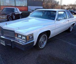 FOR SALE: 1979 CADILLAC DEVILLE IN STRATFORD, NEW JERSEY