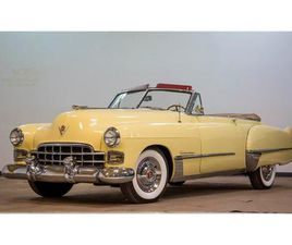 FOR SALE: 1948 CADILLAC SERIES 62 IN DAYTON, OHIO