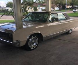 FOR SALE: 1968 CHRYSLER NEW YORKER IN CADILLAC, MICHIGAN