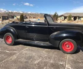 FOR SALE: 1940 FORD HOT ROD IN CADILLAC, MICHIGAN