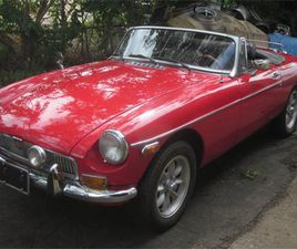 FOR SALE: 1976 MG MGB IN STRATFORD, CONNECTICUT