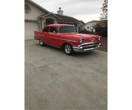 FOR SALE: 1957 CHEVROLET 210 IN CADILLAC, MICHIGAN