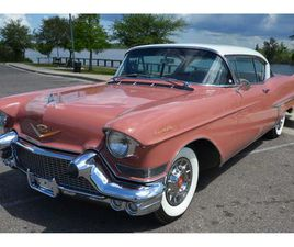 FOR SALE: 1957 CADILLAC COUPE DEVILLE IN PASCAGOULA, MISSISSIPPI