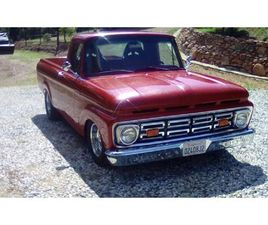 FOR SALE: 1961 FORD F100 IN WEST PITTSTON, PENNSYLVANIA
