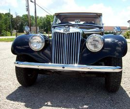 FOR SALE: 1954 MG TF IN MEDINA, OHIO