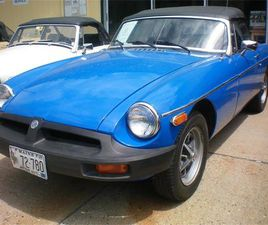 FOR SALE: 1976 MG MGB IN RYE, NEW HAMPSHIRE