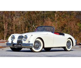 FOR SALE: 1958 JAGUAR XK150 IN CLARKS HILL, SOUTH CAROLINA