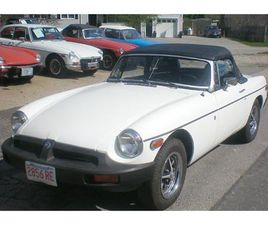 FOR SALE: 1978 MG MGB IN RYE, NEW HAMPSHIRE