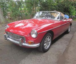 FOR SALE: 1968 MG MGB IN STRATFORD, CONNECTICUT