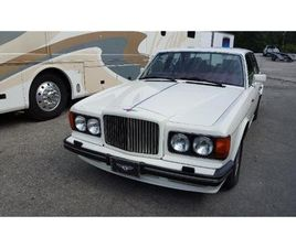 FOR SALE: 1989 BENTLEY TURBO R IN CADILLAC, MICHIGAN
