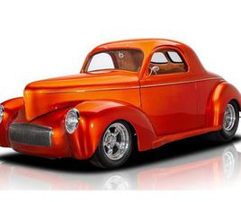 FOR SALE: 1940 WILLYS AMERICAR IN CHARLOTTE, NORTH CAROLINA