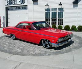FOR SALE: 1962 CHEVROLET BEL AIR IN NEWARK, OHIO