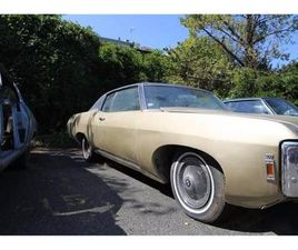 FOR SALE: 1969 CHEVROLET CAPRICE IN CADILLAC, MICHIGAN