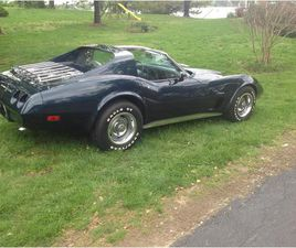 FOR SALE: 1974 CHEVROLET CORVETTE IN MILTON, DELAWARE