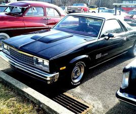 FOR SALE: 1982 CHEVROLET EL CAMINO SS IN STRATFORD, NEW JERSEY