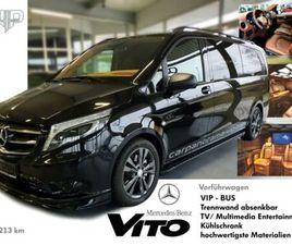 MERCEDES-BENZ VITO TOURER 119 CDI/BT VIP BUS LUXUS SHUTTLE